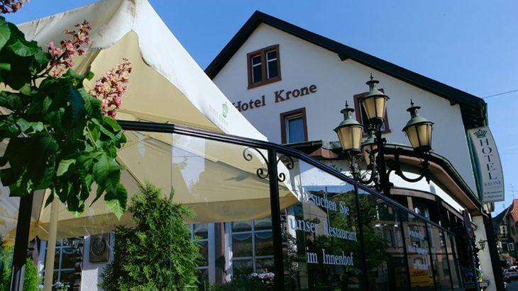 Hotel Krone Hirschberg