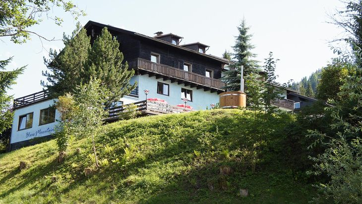 Blue Mountain Hotel Verditz