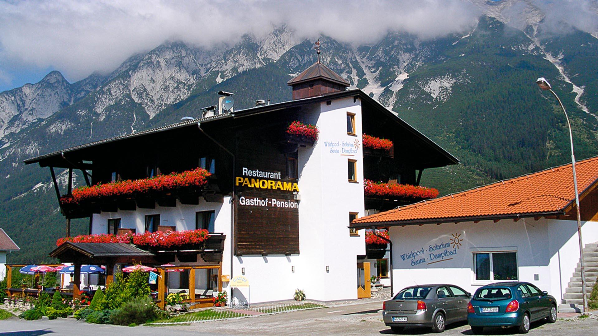 Gasthof-Restaurant Panorama