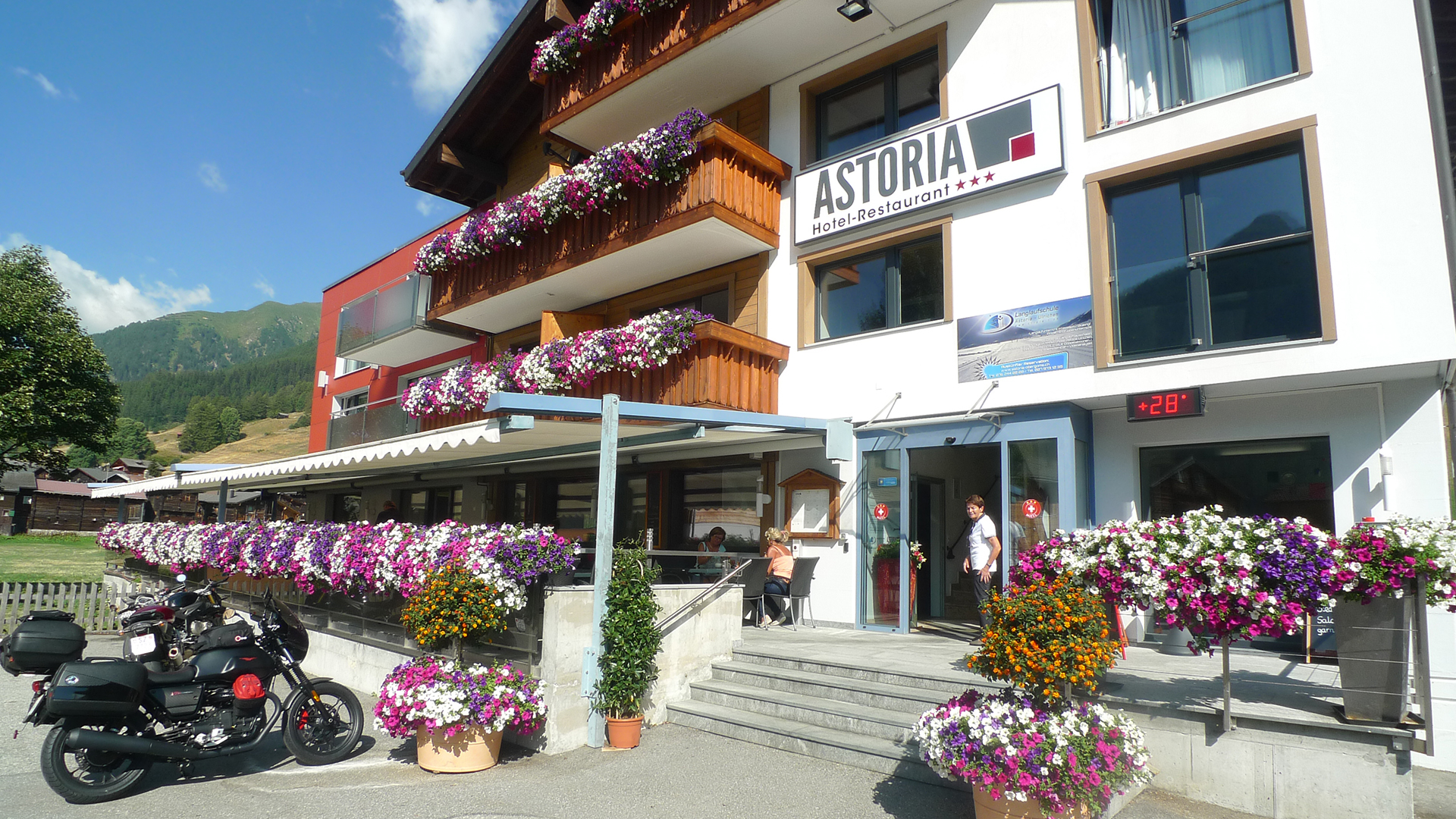 Hotel-Restaurant Astoria