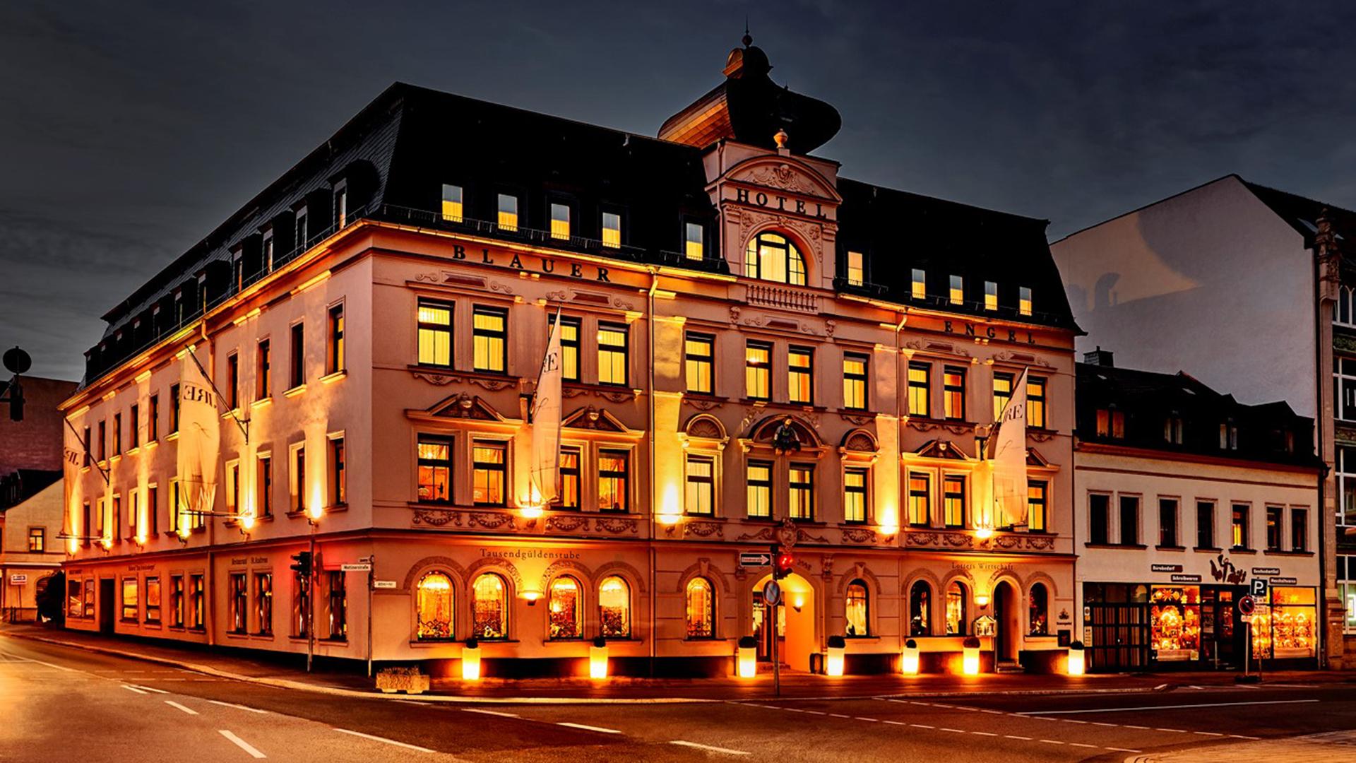 Flair Hotel Blauer Engel