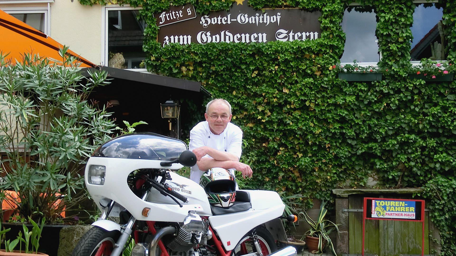 Hotel - Pension Fritze´s Goldener Stern