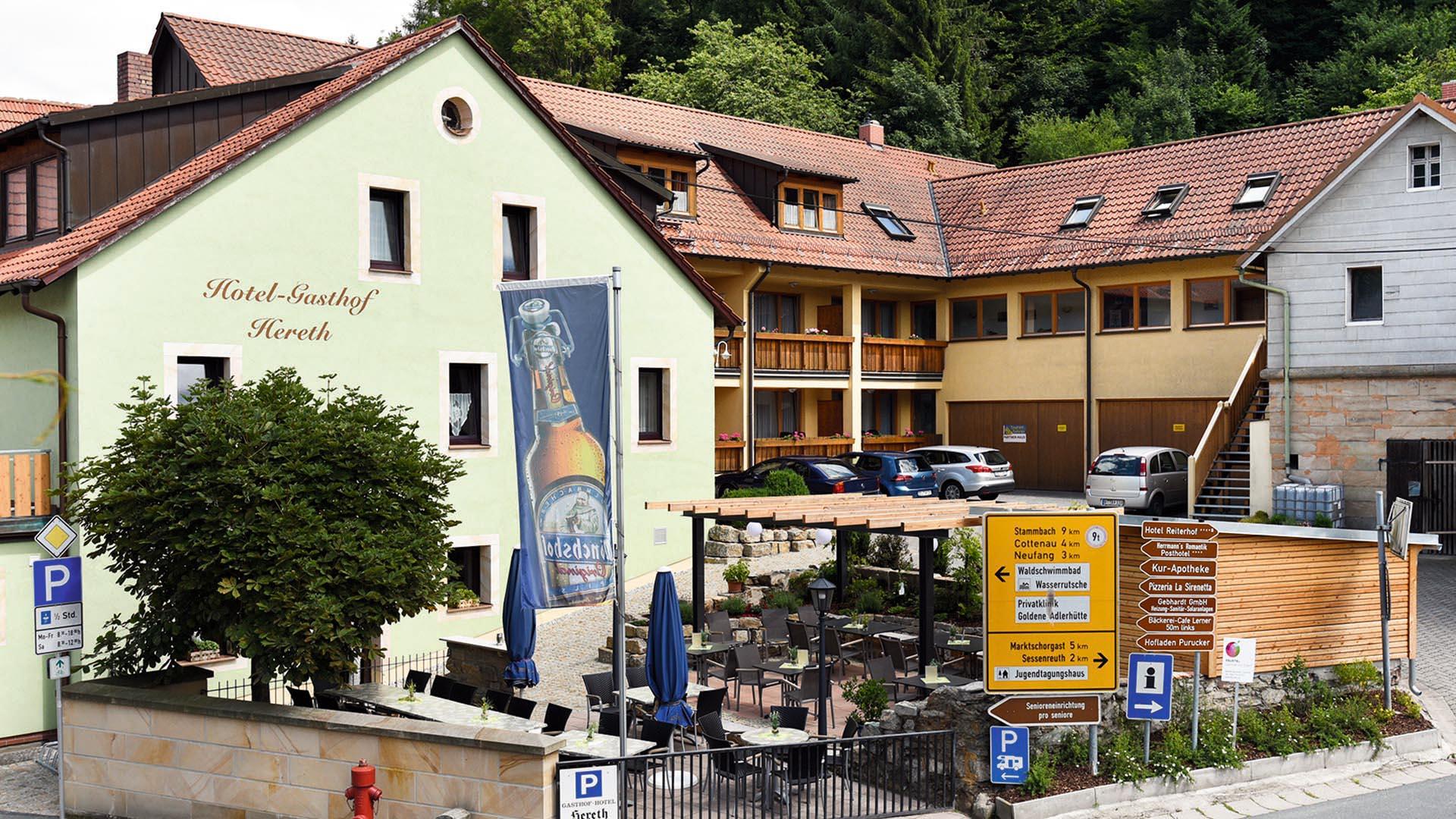 Hotel-Gasthof Hereth