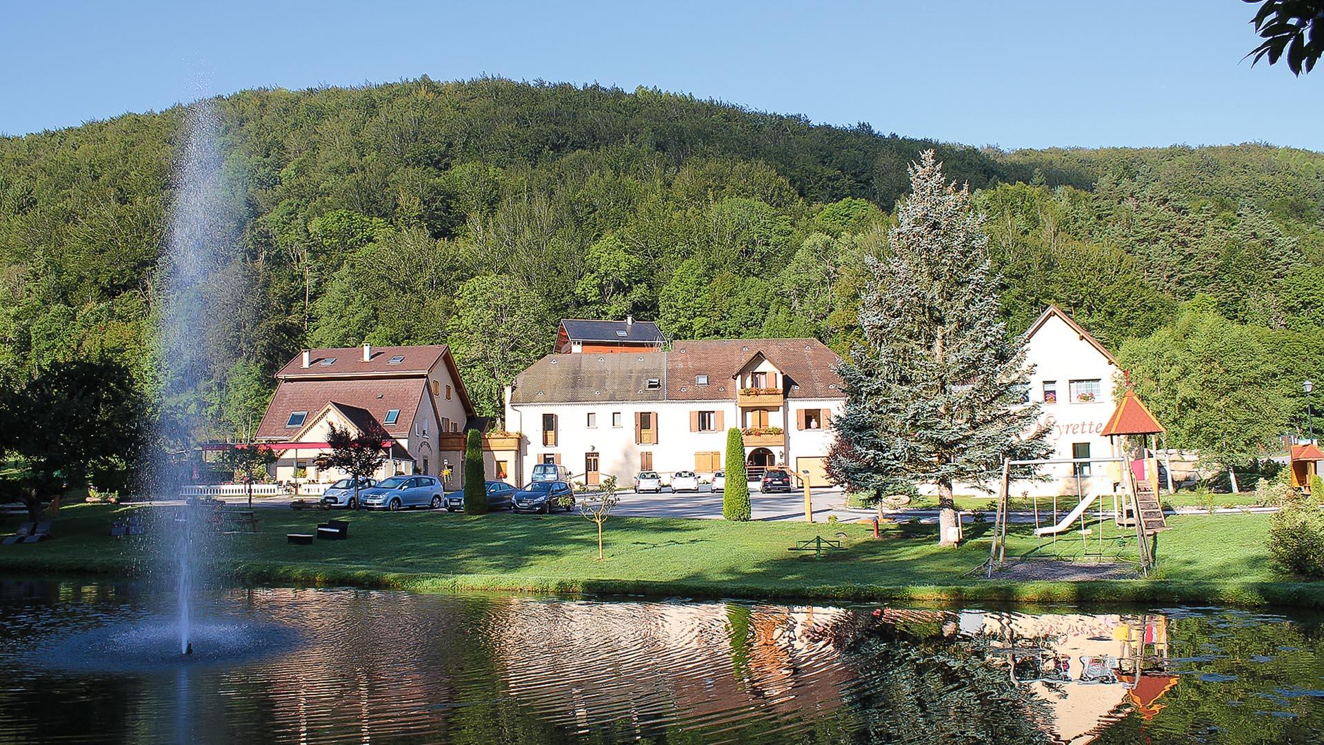 Hotel La Neyrette