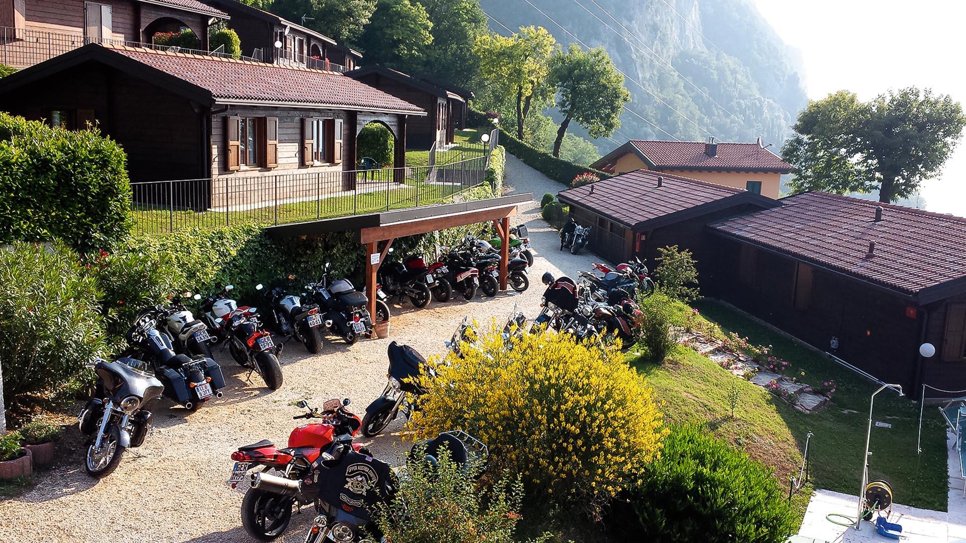 Residence Hotel Monte Gargnano