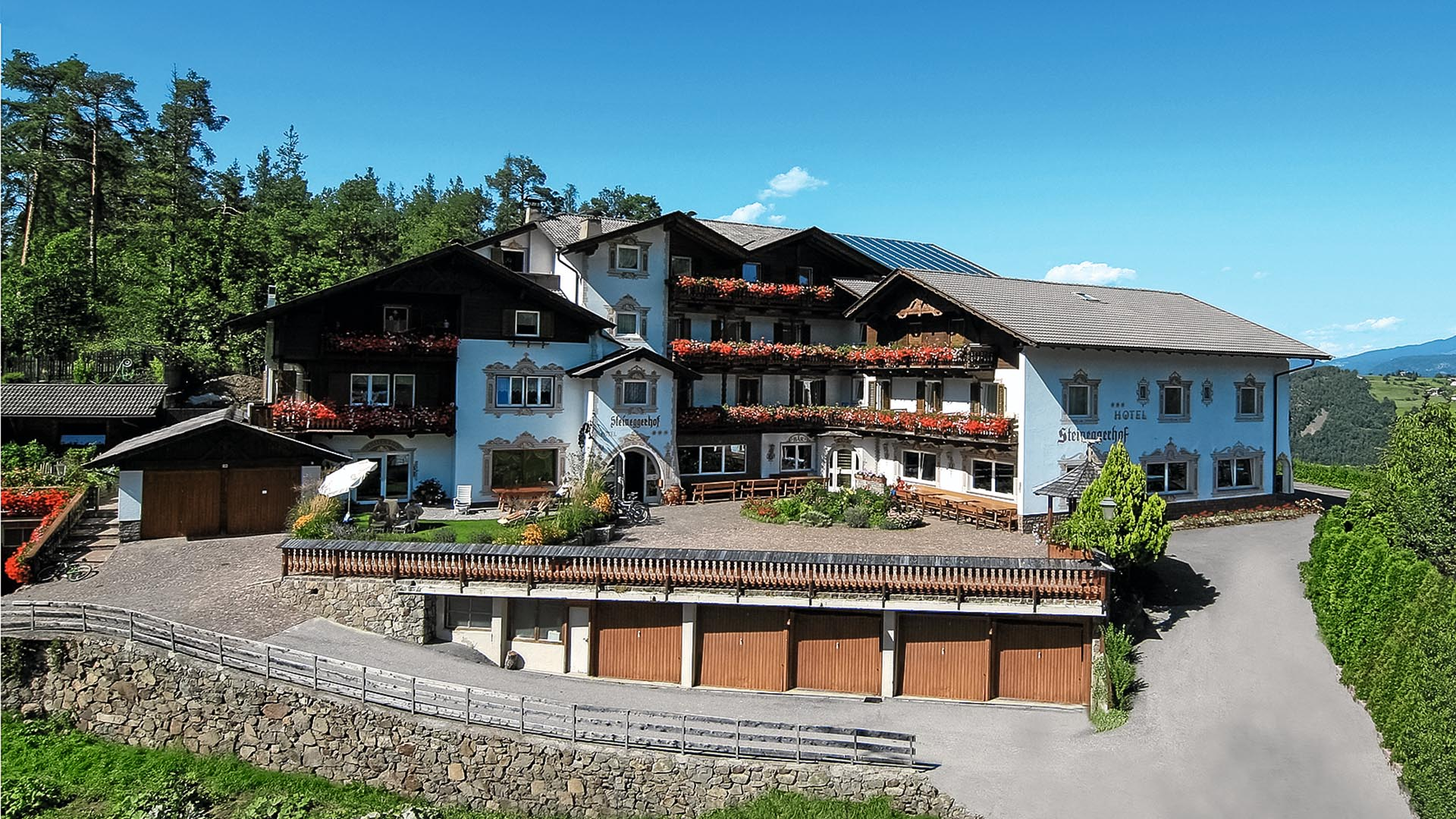 Bike & Bio-Hotel Steineggerhof
