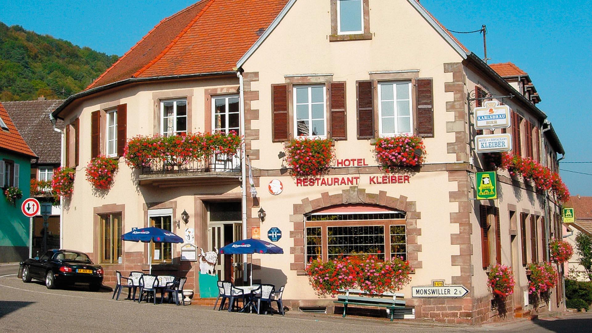 Hotel Restaurant Kleiber
