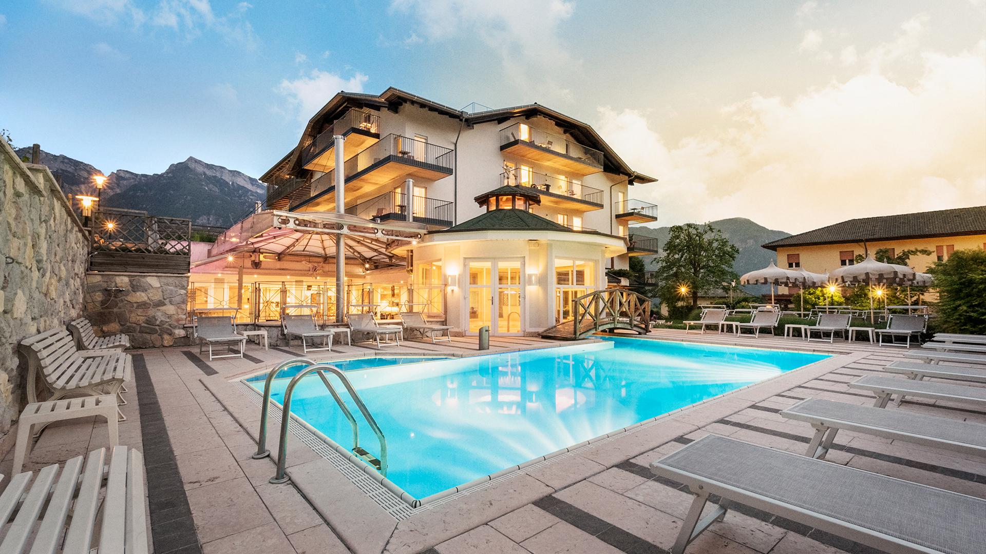 Sport&Wellness Hotel Cristallo am Levicosee