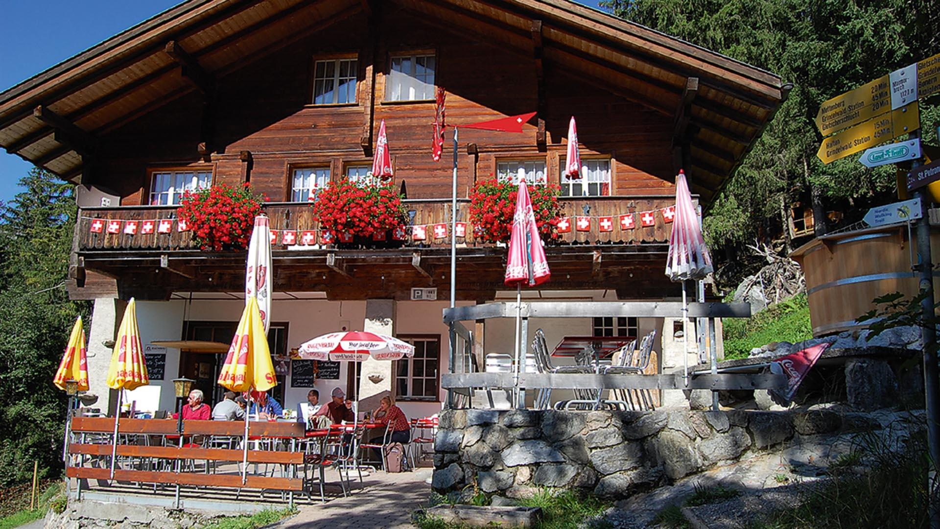 Hotel-Restaurant Marmorbruch