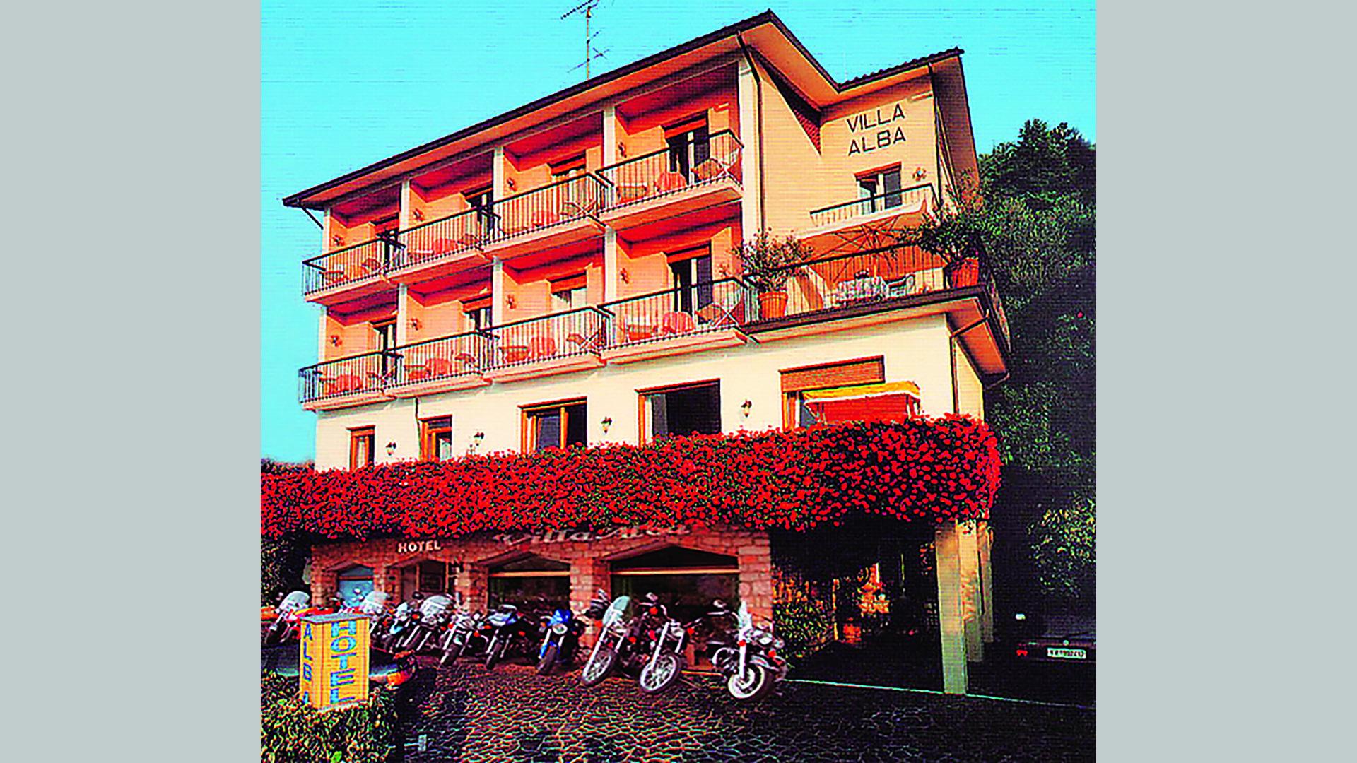 Hotel Villa Alba