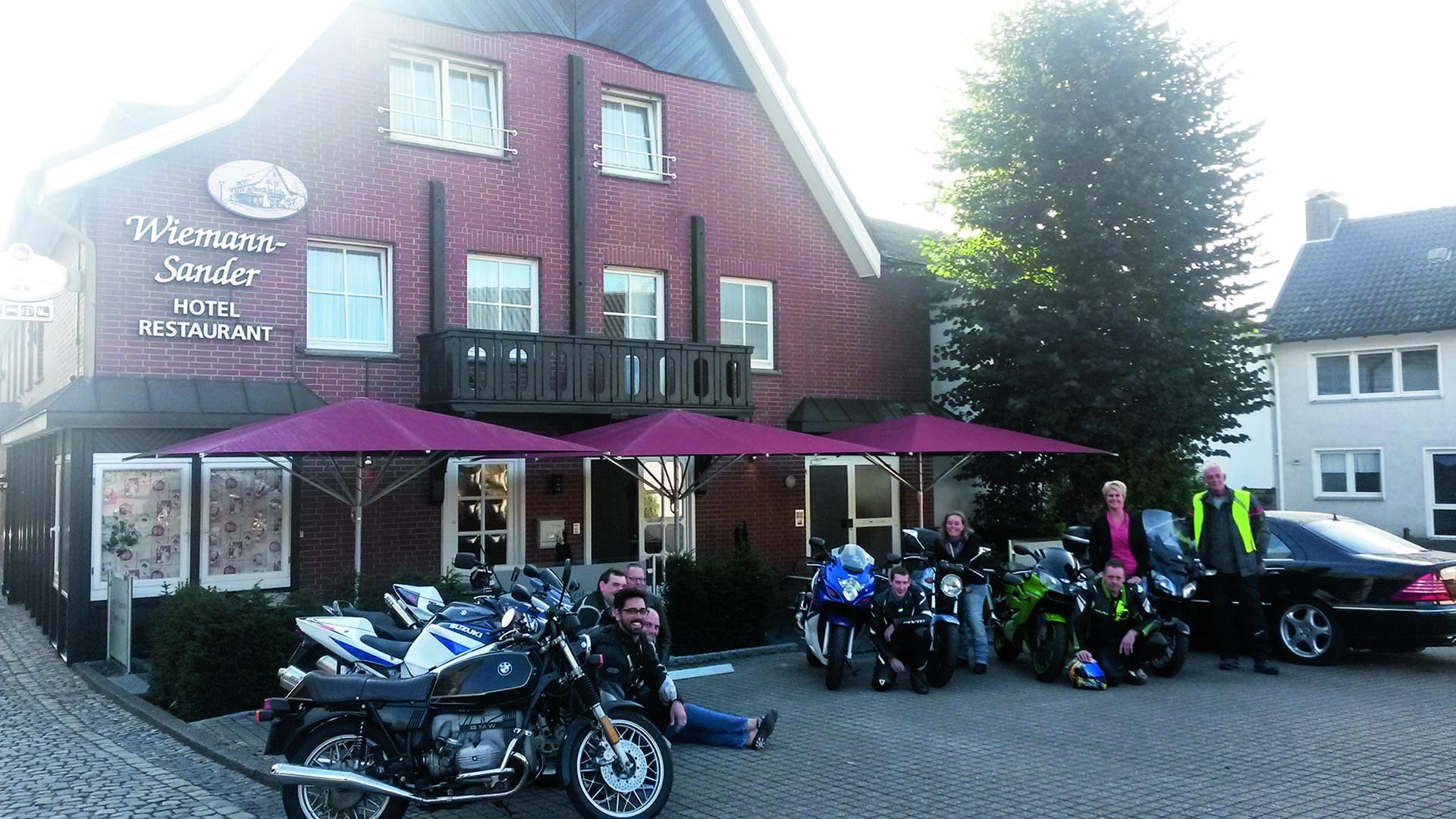 Hotel Restaurant Am Waldschwimmbad