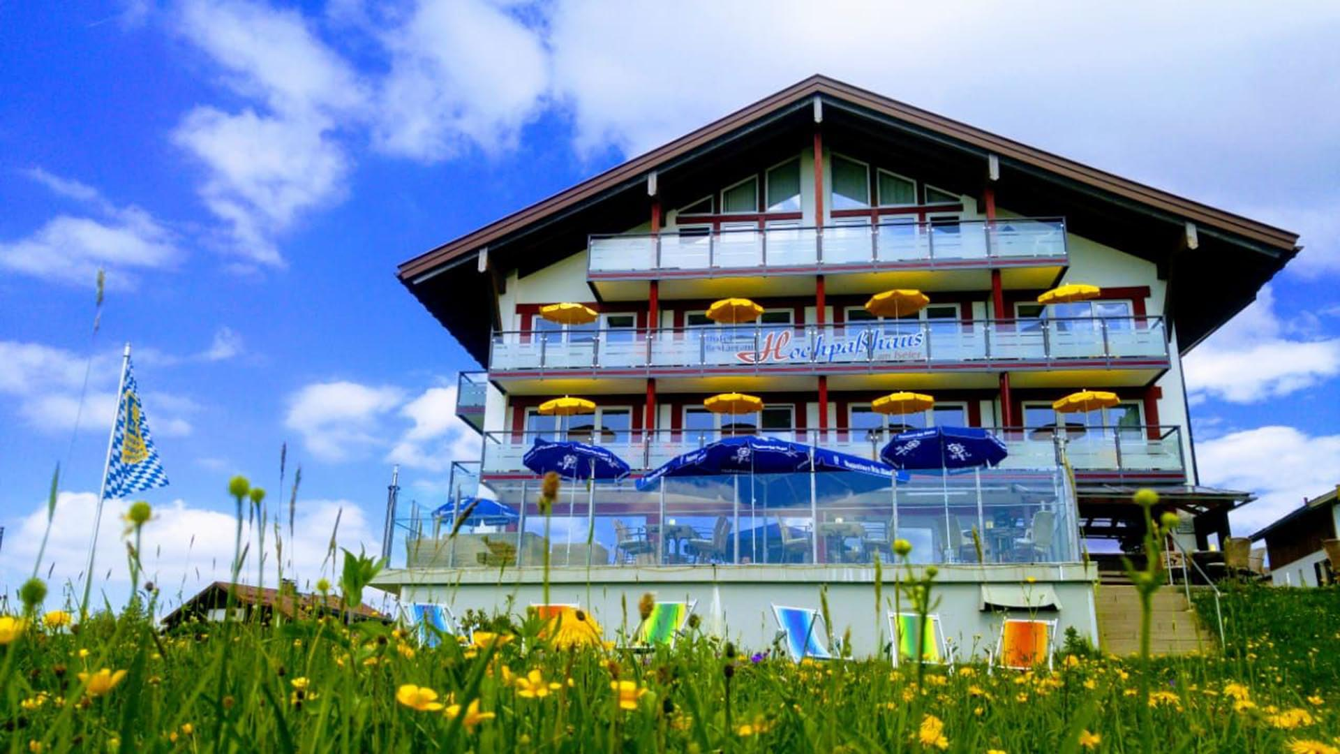 Sporthotel Hochpaßhaus