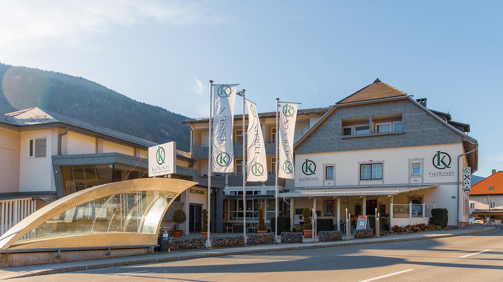 Friedl's Garage - Gasthof Kuchler