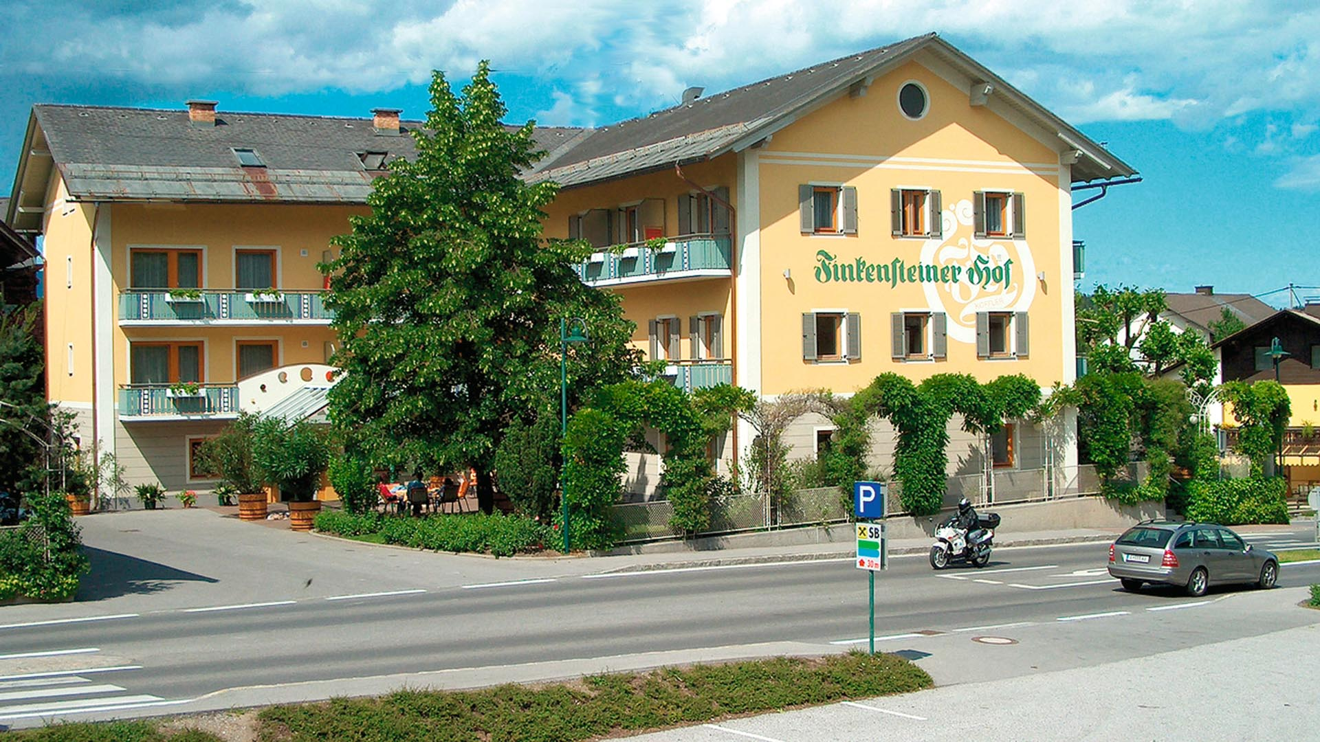 Hotel Finkensteiner Hof