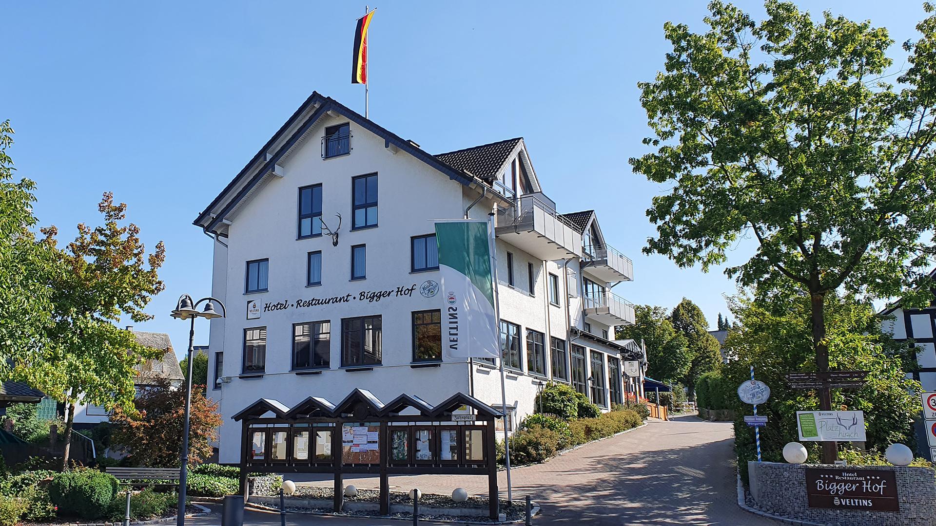 Hotel Bigger Hof Jahnplatz   Olsberg Deutschland