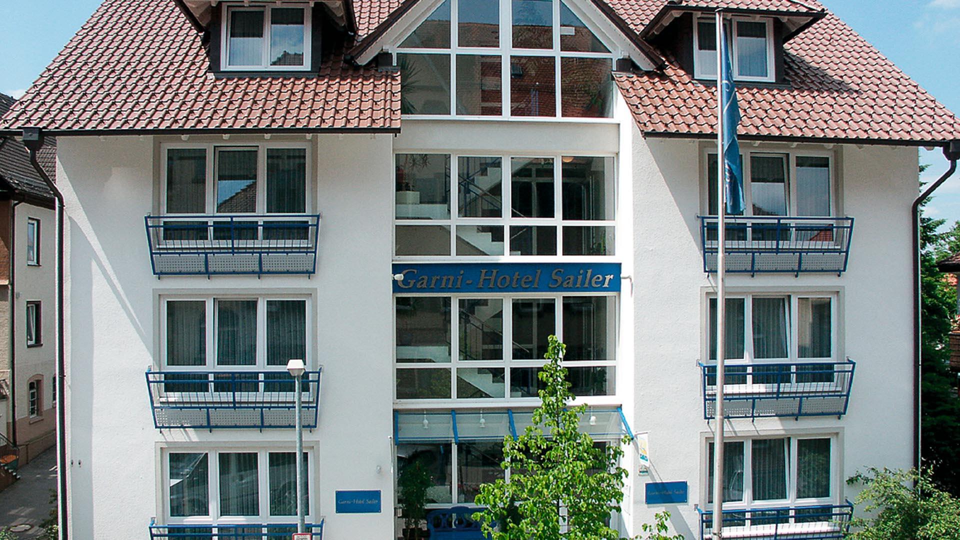 Garni-Hotel-Sailer