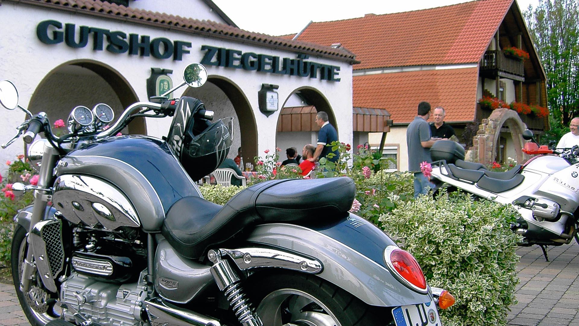 Gutshof Ziegelhütte OHG
