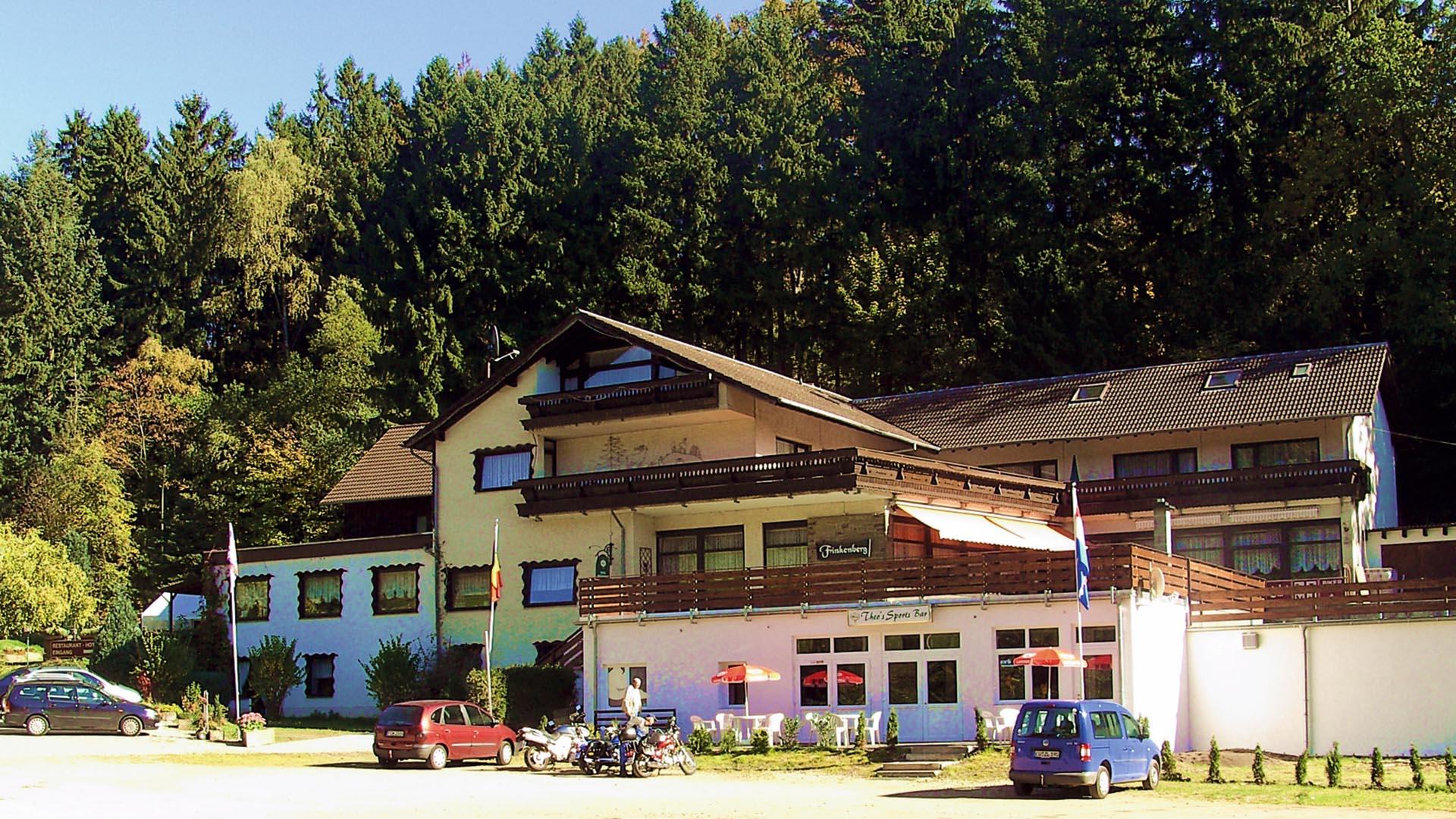 Hotel-Restaurant Finkenberg