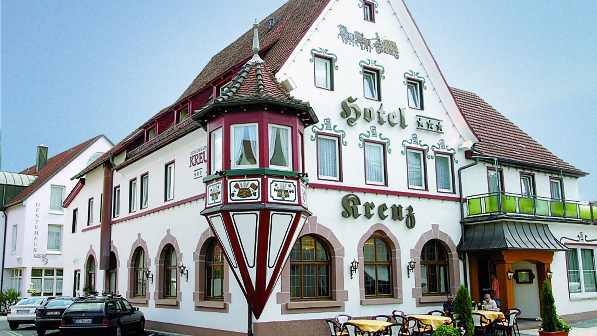 Hotel & Gästehaus Kreuz
