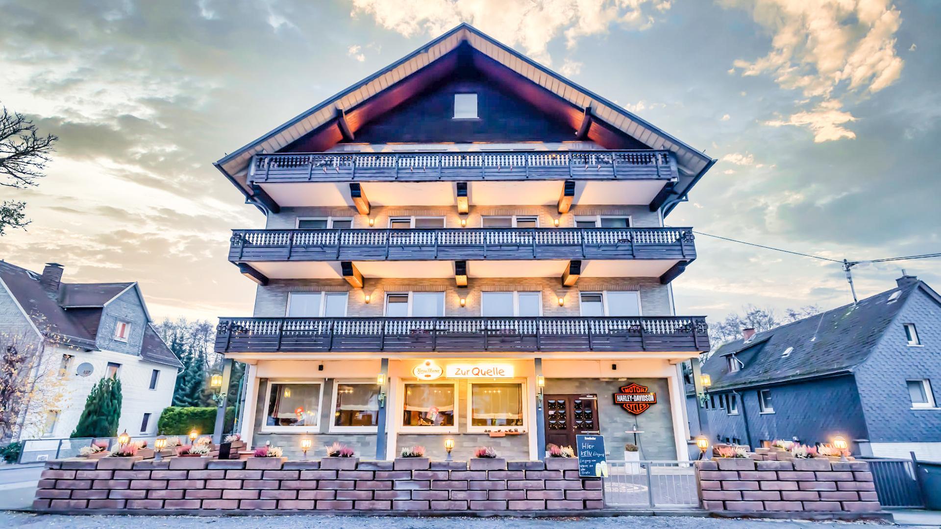 Landgasthaus Zur Quelle