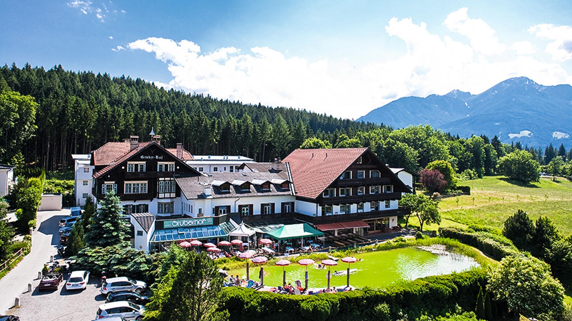 Hotel Gruberhof Igls