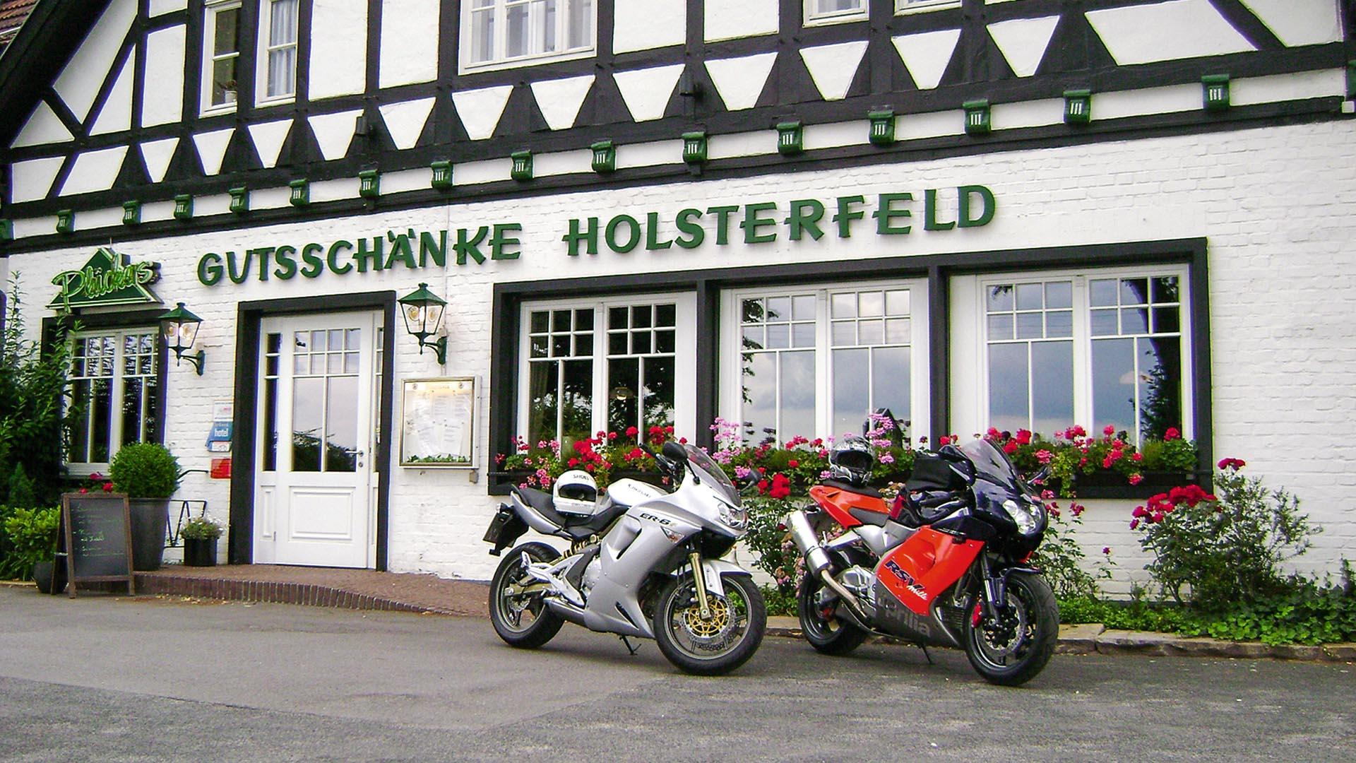 TOURENFAHRER-Hotels: Gutsschänke Holsterfeld - Emsland - Deutschland
