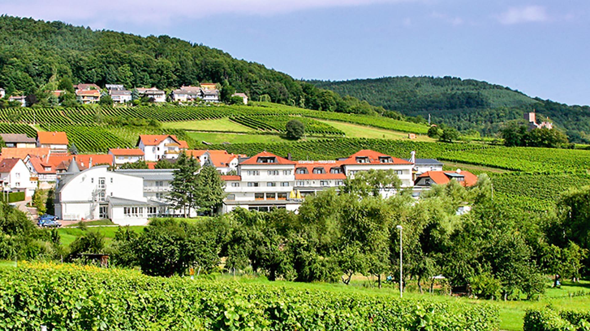 Hotel Restaurant Südpfalz Terrassen GbR