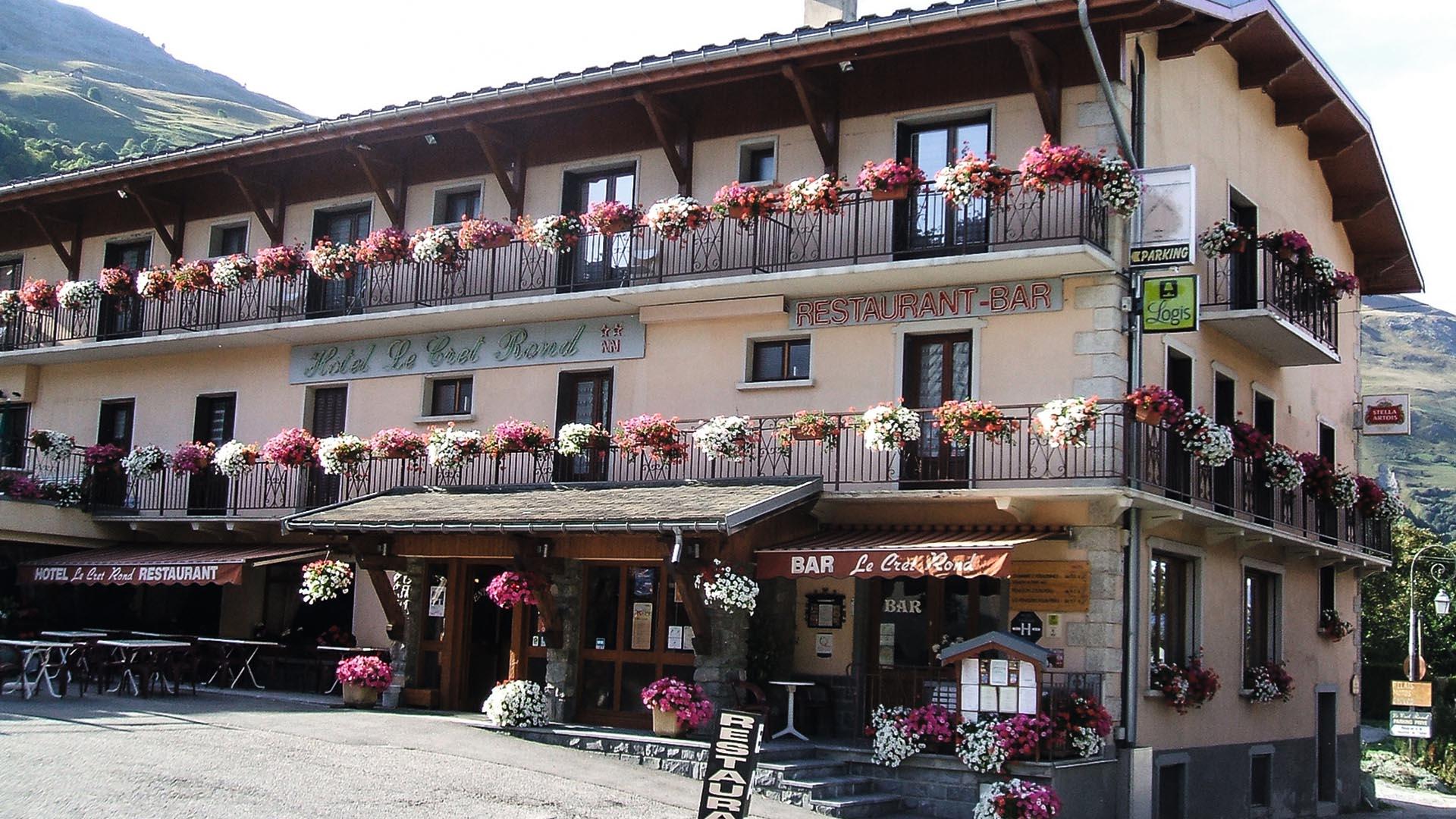 Hotel Le Crêt Rond