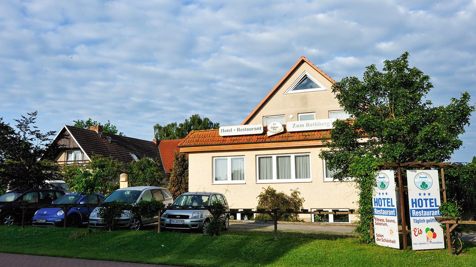Hotel Lübstorf
