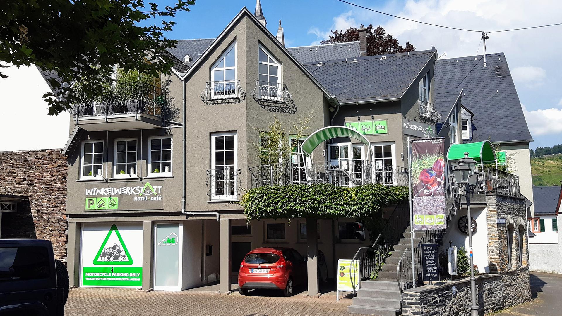 Winkelwerkstatt hotel & café