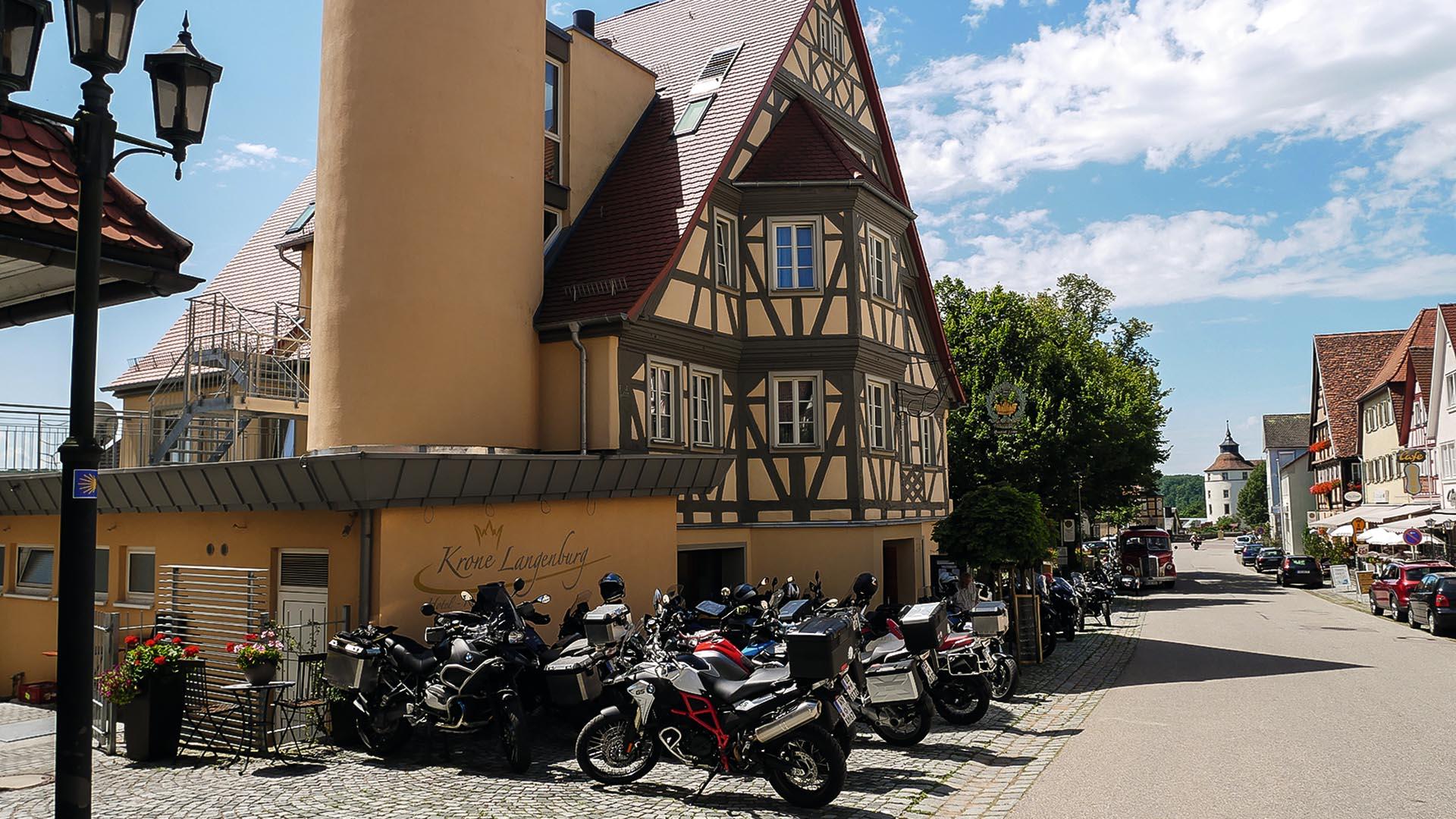 Hotel Restaurant Krone Langenburg