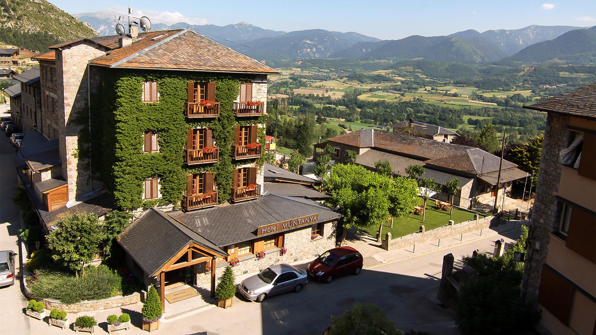 Hotel Muntanya & Spa - Cerdanya EcoResort