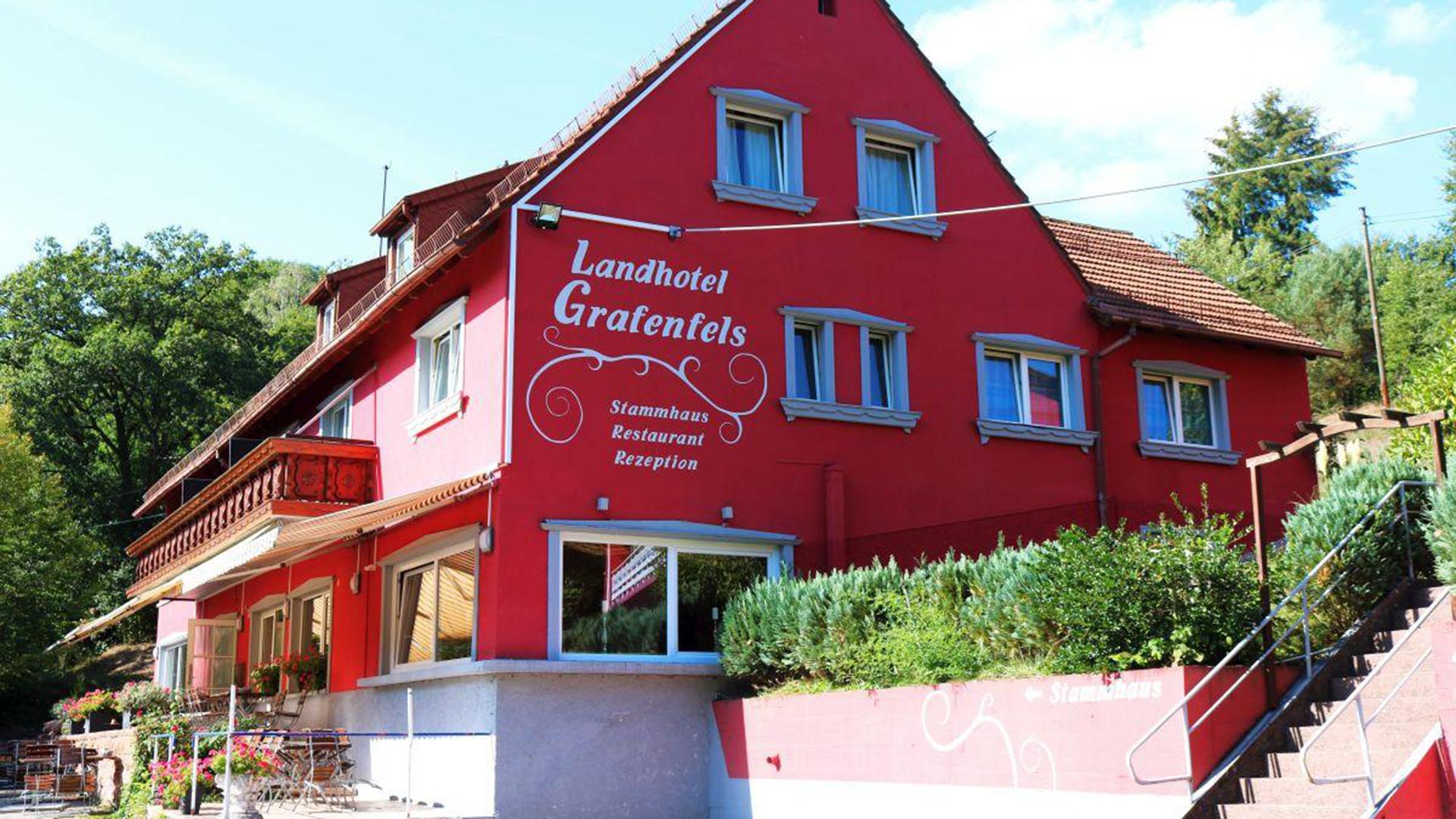 Landhotel Grafenfels