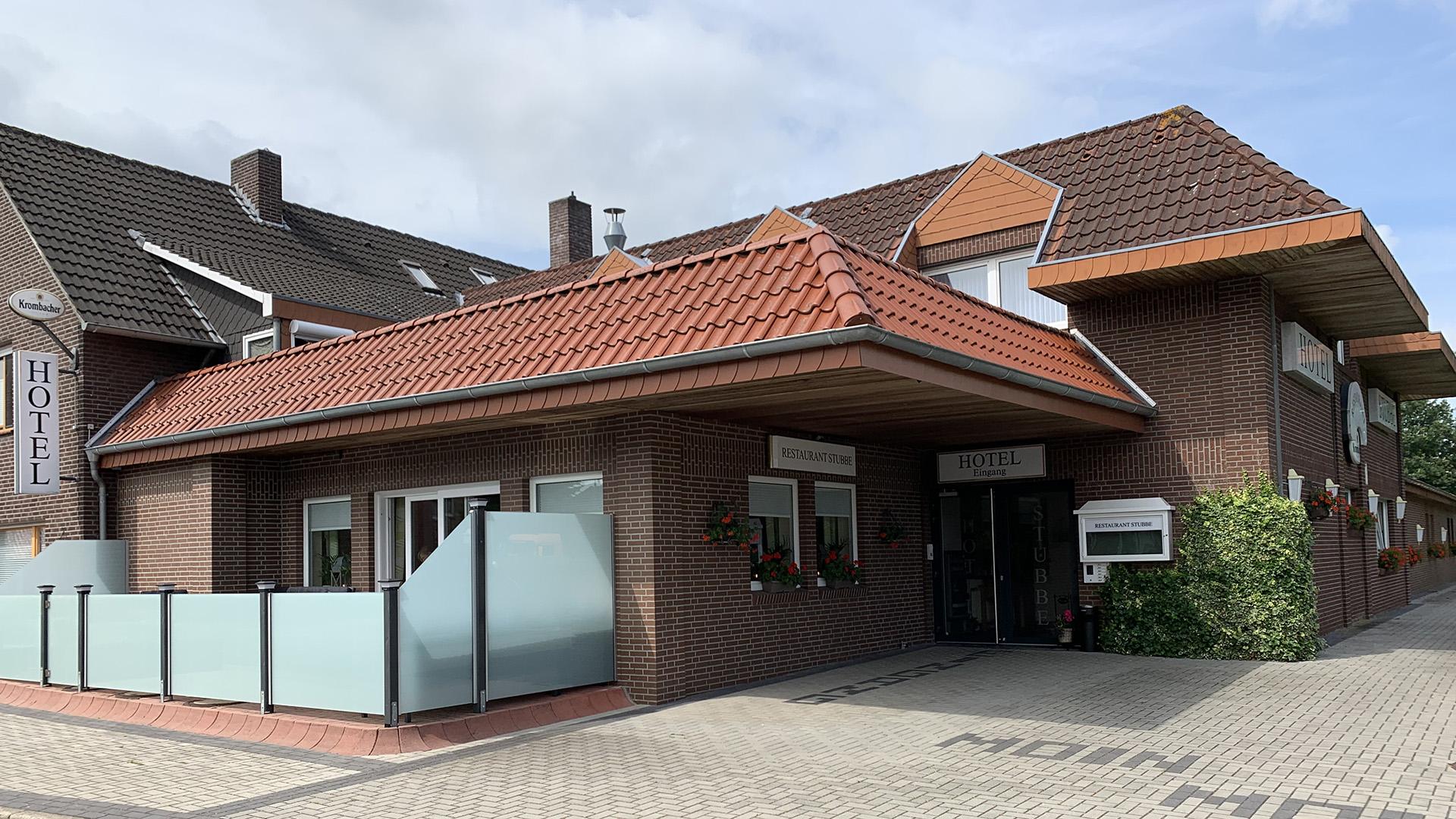 Hotel-Restaurant Stubbe