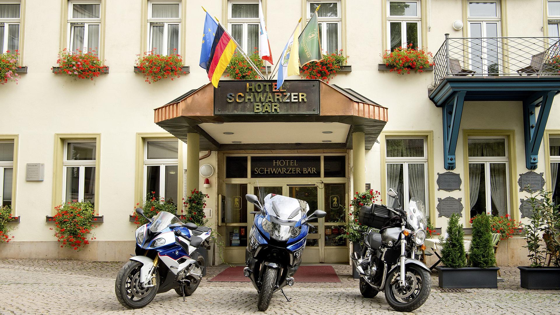 Hotel Schwarzer Bär Jena OHG